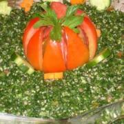 Dal Middle-East: tabouleh (تبولة)